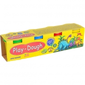 "«Игровое тесто ""Play-Dough"" 4х100г.»"
