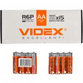 «Батарейка Videx R6P/AA 4pcs SHRINK»