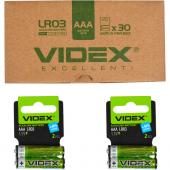 «Батарейка Videx LR03/AAA 2pcs SHRINK CARD»