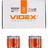 «Батарейка Videx R2OP/D 2pcs SHRINK»