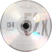 «Диски CD-R MAXIMUS 700Mb 52x Bulk 50 штук»