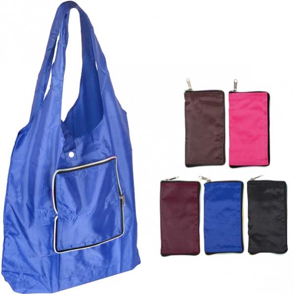 88f3a29e1b29 Купить «Сумка складная - кошелек непромокайка однотонная 40×60 см» в  магазине color ...