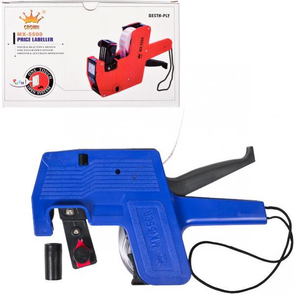 лента для этикет пистолета mx 5500