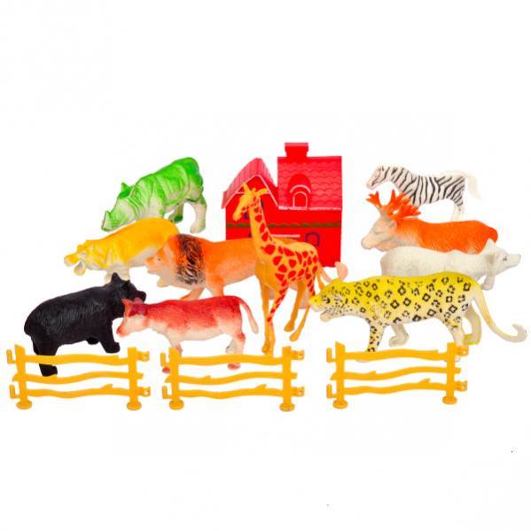 Резинки для плетения зверей