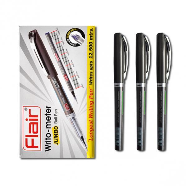 Стержень Jumbo для шариковой ручки IBP308 длина 131 мм масляные чернила 0,5 мм синий инд. пакет